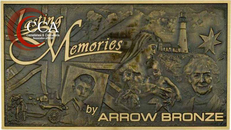 Arrow Bronze Lasting Memories