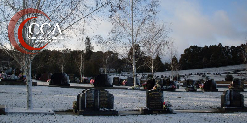 Orange Cemetery in the Winter (1)