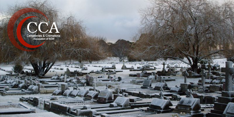 Orange Cemetery in the Winter (2)
