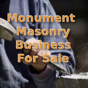 Monument Masonry Business for Sale